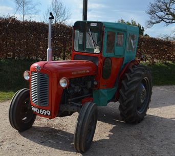 Win This Tractor!