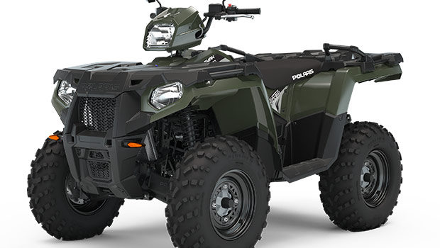 Win a New Polaris Sportsman
