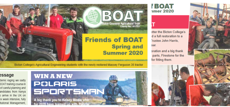 Spring/Summer 2020 Newsletter Available Now